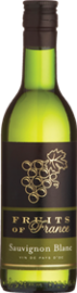 Fruits of France Sauvignon Blanc 1/4 bt 18.7cl